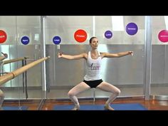 How to Relax Your Upper Thigh in a Leg Extension : Dance & Ballet Conditioning - YouTube