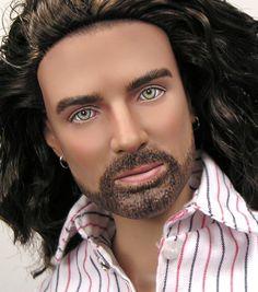 OOAK Tonner Doll Repaint by Artist Pamela Reasor
