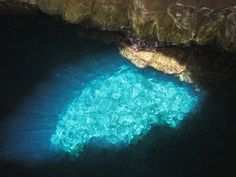 Buracona, Cabo Verde -- Blue eye of Cape Verde #Sal #CaboVerde #Travel www.capeverdeinformation.com