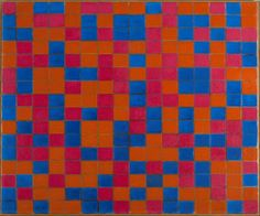 Mondrian, Piet : Fine Arts, Before 1945 | The Red List