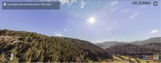 I leave a spherical image gummed with my Typhoon H from 120 m high in the mountains of Northern Spain You can also see the photos if. Aerial View, Most Beautiful, Spain, Mountains, Photos, Image, Pictures, Sevilla Spain, Bergen