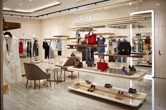 Ellassay flagship store by Stefano Tordiglione Design, Shenyang – China » Retail Design Blog