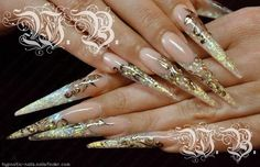 Nail Design von Wioletta Berger / Hypnotic Nails
