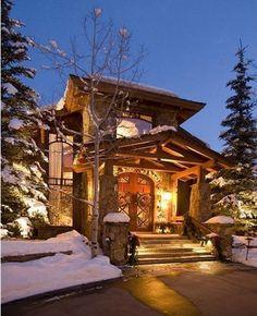 beautiful home in Aspen, Colorado