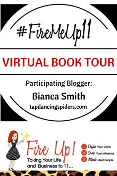 #FireMeUp11 Book Review from @biancajessica of tapdancingspiders.com!