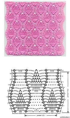 Horgolás minden mennyiségben!!!: Horgolt minták