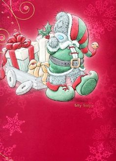 tatty teddy christmas - Google Search