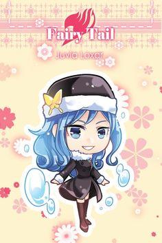 Anime/manga: Fairy Tail Character: Juvia