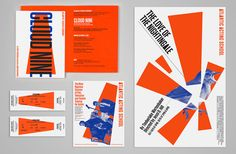 Atlantic Theater  Identity and seasonal campaign for the influential Off Broadway theater company in New York City.