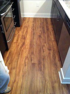 Coretec flooring alabaster oak 100 waterproof 100 for Dog proof wood floors