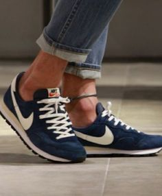Tendance Chaussures 2017 – Tendance Basket 2017 NIKE air pegasus 83 pgs ltr sneakers Navy blue with off wh… Zapatillas Casual, Tenis Casual, Casual Shoes, Shoes Style, Nike Air Pegasus, Nike Free Shoes, Nike Shoes Outlet, Toms Outlet, Adidas Shoes Women