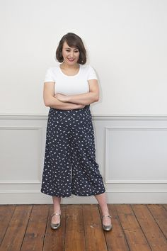 Sew Over It | Ultimate Culottes PDF Sewing Pattern - Sew Over It