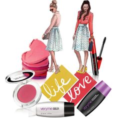 """Very Me by Oriflame"" by consultantori on Polyvore"