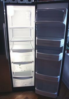 How To Clean & Organize a Refrigerator