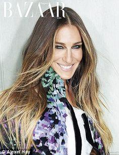SJP for Harper's Bazaar Arabia