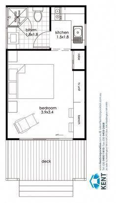 Image Result For Single Garage Conversion To Bedroom Garage Conversion Granny Flat Studio Apartment Floor Plans Garage Bedroom