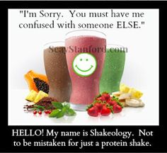 shakeology or advocare | Shakeology, My friend and The times on Pinterest