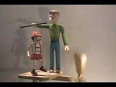Pinocchio Whirligig - YouTube
