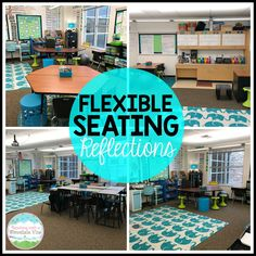 Teaching With a Mountain View: Flexible Seating Reflections