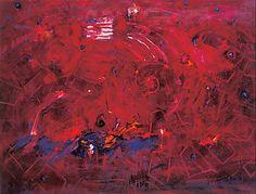 Daniel Bottero | Red Tears
