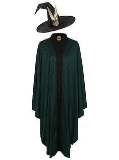 £22 Your transfiguration skills may not be up to scratch, but thanks to this costume you can still transform yourself into Professor McGonagall, the stern yet fa...