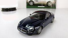 "MASERATI COUPE 1:43 Altaya model and magazine  ""Supercars"" #ISTDeagostini #Maserati"