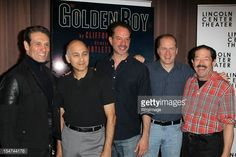 News Photo : Actors Anthony Crivello, Ned Eisenberg, Danny...