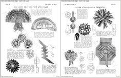 Embroidery Patterns Free, Lace Patterns, Knitting Patterns Free, Embroidery Stitches, Hand Embroidery, Crochet Patterns, Ribbon Art, Ribbon Crafts, Fabric Jewelry