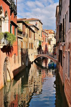 Venice : Fondamenta Borgo / Eremite