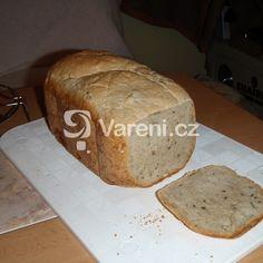 Yvetin chléb z domácí pekárny recept - Vareni.cz Banana Bread, Food, Eten, Meals, Diet