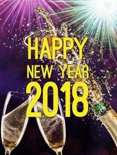 Happy new year 2018 images download free to wish him her lover boss colleagues.New Years marks a new beginning. New people to meet, new adventures to enjoy and new memories to create. Here's wishing you the Happiest New Year ever!