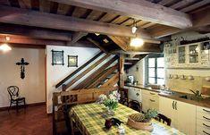 Chalupa voňavá zvenku i zevnitř House, Home, Haus, Houses