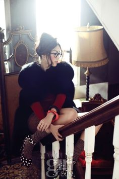 Vogue Girl Korea // January 2011
