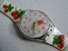 2004 Swatch Watch Make A Pie GE126_thm