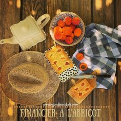 financier à l'abricot Dairy, Cheese, Food, Biscuits, Cupcakes, Financier, Thermomix, Crack Crackers, Cookies