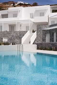 Hotel Relux Ios Island , Ios, 2015 - A31 ARCHITECTURE