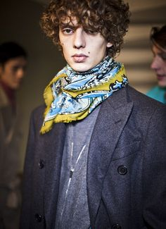 Looks from the Hermès Men's autumn-winter 2016 show #Hermes #HermesHomme #fashion #MensWear #HermesMANifeste