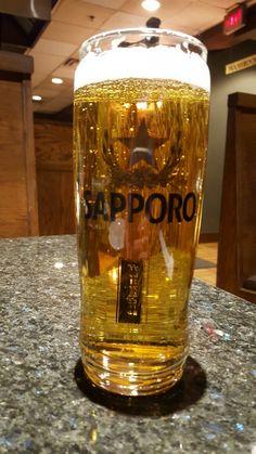 Beer Tasting, Sapporo, Mugs, Tableware, Dinnerware, Tumblers, Tablewares, Mug, Dishes