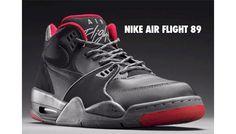 "Nike Air Flight '89 ""Total Blackout"""