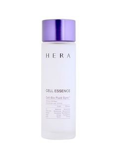 """There are a lot of water-based essences in Korea. I've never felt any difference between an essence or a toner before, but after using Hera's Cell Essence, my skin looked brighter and felt smoother. I'm on my fourth bottle! It comes with cotton pads with different textures on both sides, which is good for exfoliation. And the markings on the side of the bottle help indicate how much I should use each time."" —Jisoo Kim, Allure Korea beauty editor"