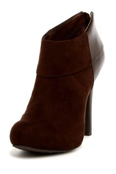 Audriana High Heel Ankle Bootie by Jessica Simpson