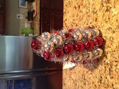 Another Pinterest pin completed!  DIY Christmas trees ... Thank you to dollar store $3 to make!