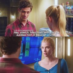 """#Stitchers 1x03 """"Connections"""" - Cameron and Kirsten"""