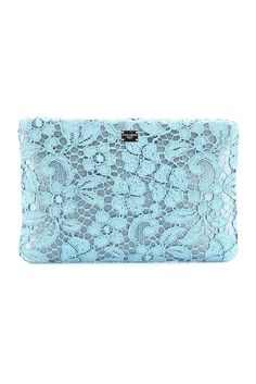 Dolce & Gabbana cluth - Baby blue lace