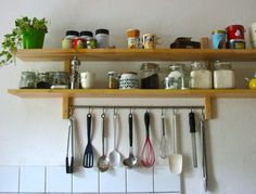 Small kitchen organizer For more go to https://www.facebook.com/pages/Beautiful-Delicious/182379631911091