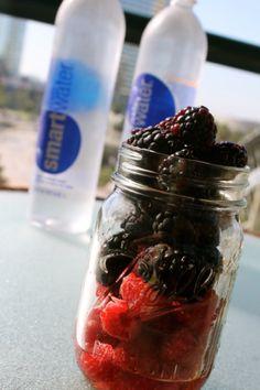 DIY Antioxidant Infused Water