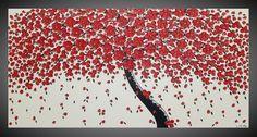 Painting Art Acrylic Painting on Canvas Art #art #painting @EtsyMktgTool http://etsy.me/2amHMWe