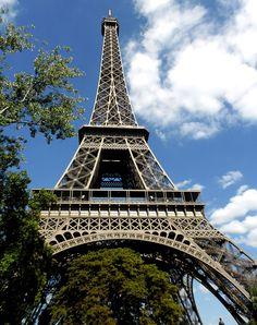 Torre Eiffel em Paris - França - AR 51