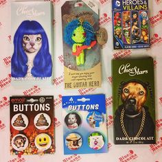 You'll have no problem filling up a stocking for the fussiest teen in our store Blue Banana, Stocking Stuffers, Emoji, Dark Blue, Weird, Playing Cards, Stockings, Teen, Baseball Cards