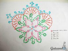 Free Crochet, Snowflakes, Decals, Crochet Patterns, Symbols, Peace, Diy, Christmas Stars, Crochet Christmas